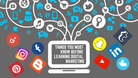 You Must know Before Learning Digital Marketing | Digihunts Academy