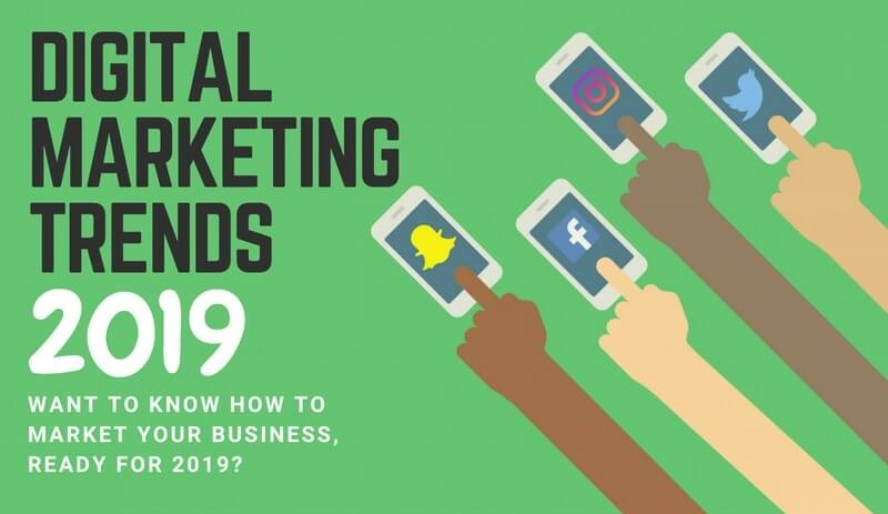 What's New About Digital Marketing In 2019?
