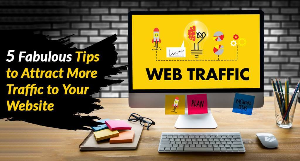 tips to drive traffic