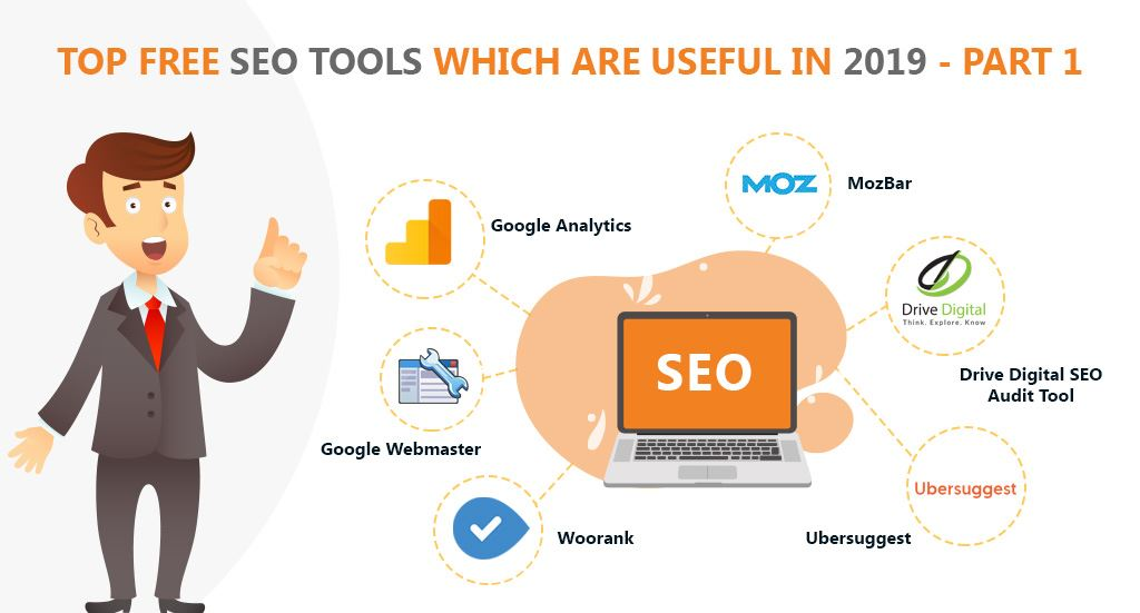 Top Free SEO Tools Which are Useful in 2019