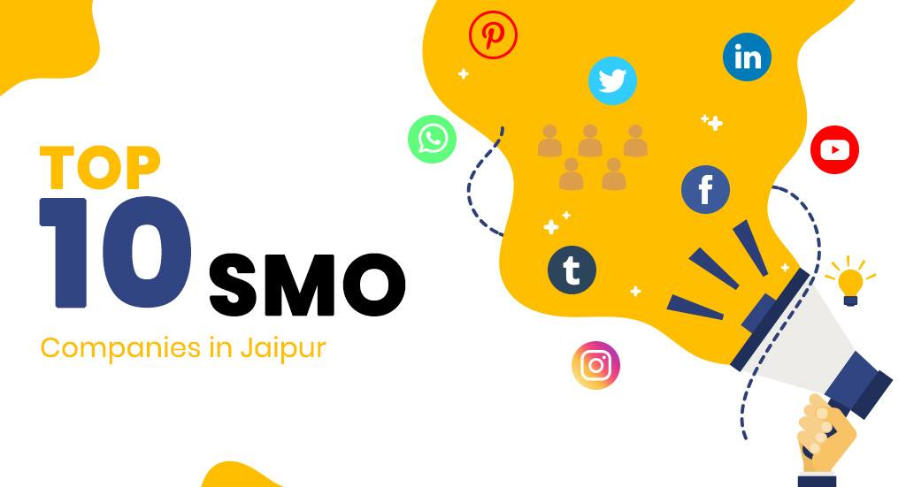 Top 10 SMO Companies in Jaipur