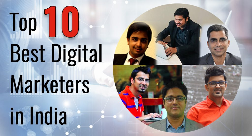 Top 10 Best Digital Marketers in India