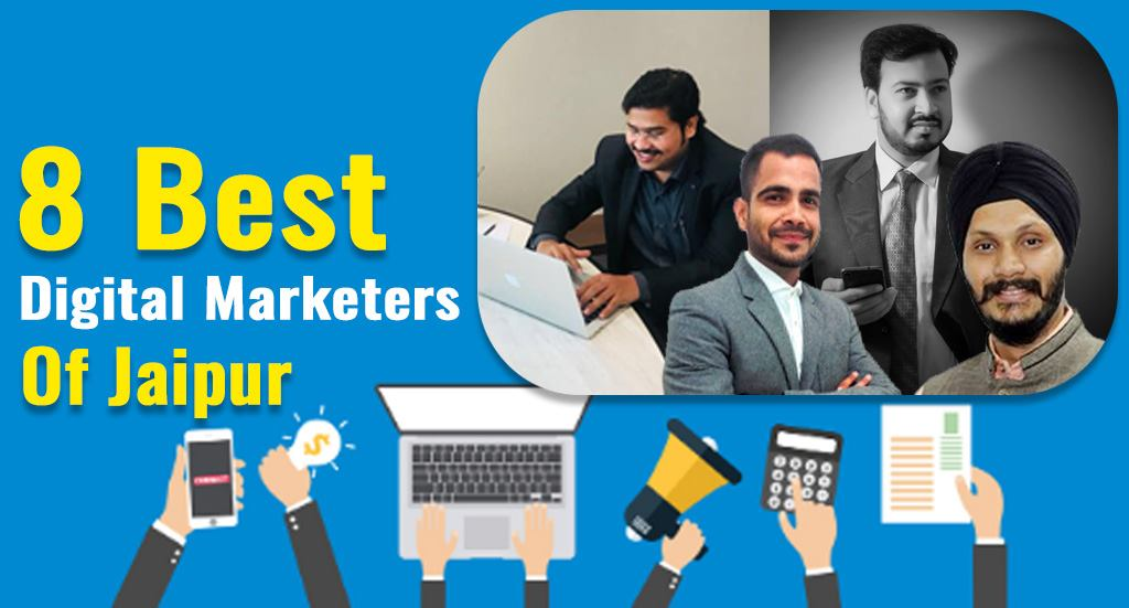 top digital marketers of Jaipur