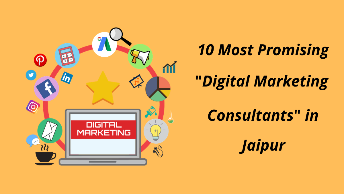 Promising Digital Marketing Consultants in Jaipur